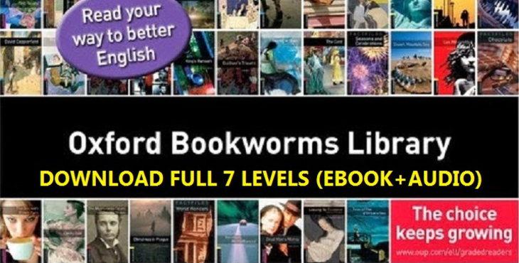 Tải sách: Tải bộ sách Oxford Bookworm Library (PDF+Audio) 7 Level