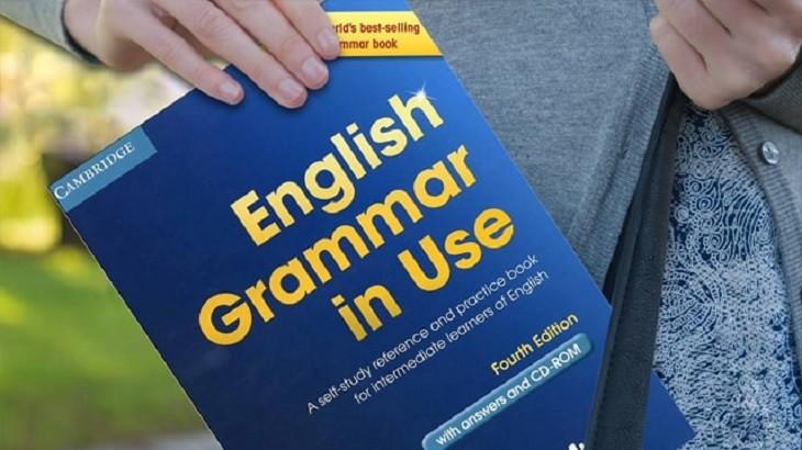 Tải sách: English Grammar In Use – 4 bộ sách bản đẹp kèm audio