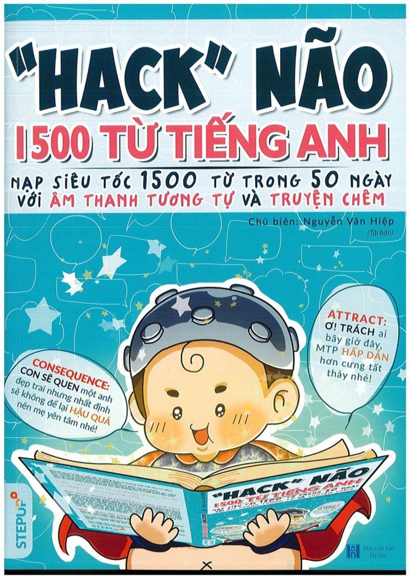Tải sách: Hack Não 1500 Từ Tiếng Anh – Nguyễn Văn Hiệp