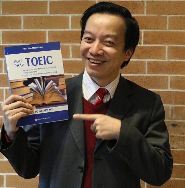 Tải sách: Ngữ Pháp Toeic – Thầy Mạnh Tuấn