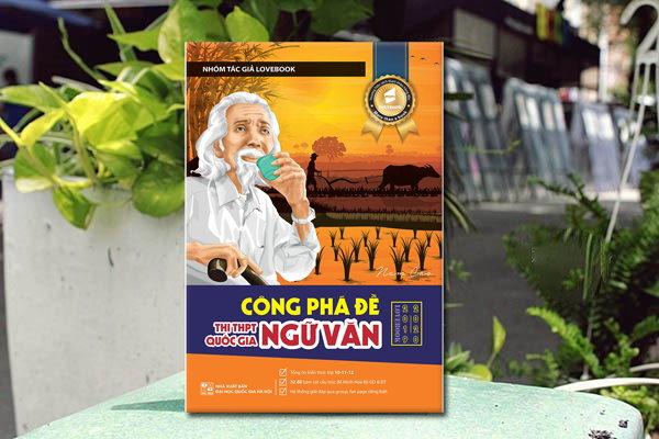 Tải sách: Công Phá Đề Thi THPT Quốc Gia 2019 Môn Ngữ Văn