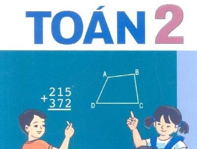 Tải sách: Sách giáo khoa toán lớp 2