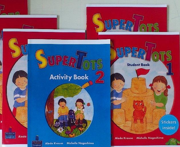Tải sách: Trọn bộ sách Super Tots 1,2,3 (ebook+audio)