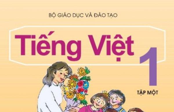 Tải sách: Trọn bộ sách giáo khoa tiếng việt lớp 1 tập 1- tập 2