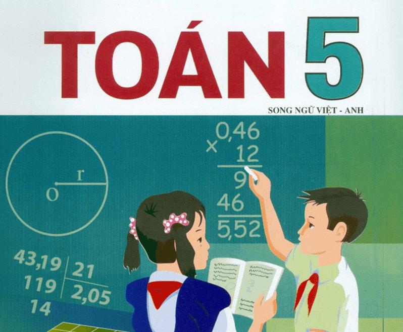 Tải sách: Sách Giáo Khoa Toán Lớp 5