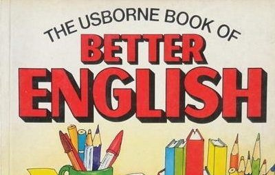 Tải sách: The usborne book of better english
