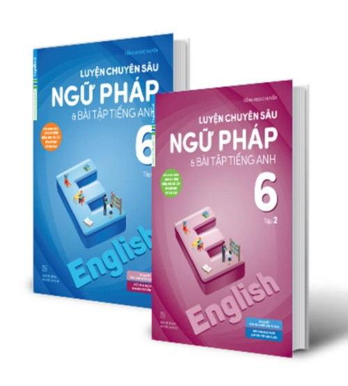 Tải sách: Luyện chuyên sâu ngữ pháp và bài tập tiếng anh 6