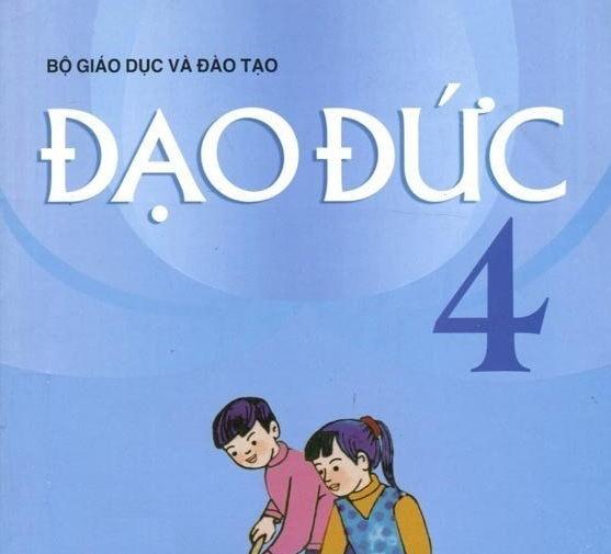 Tải sách: Sách Giáo Khoa Đạo đức lớp 4