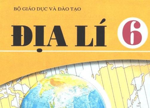 Tải sách: Sách giáo khoa địa lý 6
