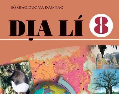 Tải sách: Sách giáo khoa địa lý 8