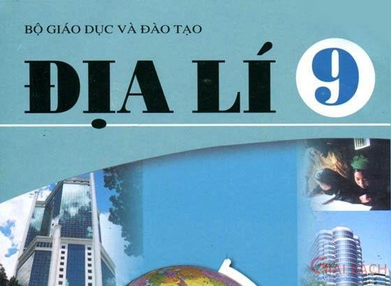 Tải sách: Sách giáo khoa địa lý 9