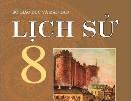 Tải sách: Sách giáo khoa lịch sử 8