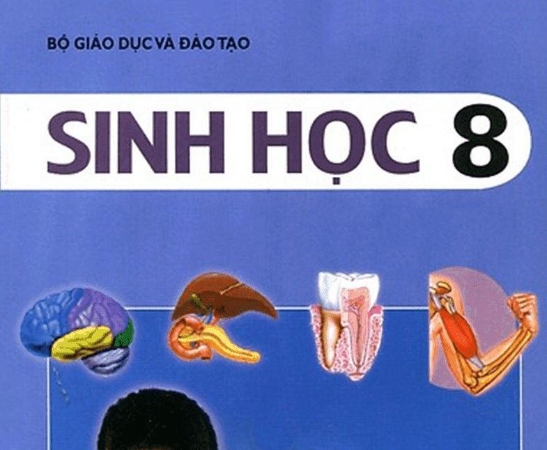 Tải sách: Sách giáo khoa sinh học 8