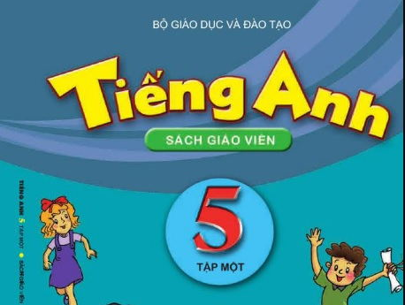 Tải sách: Sách Giáo Viên Tiếng Anh Lớp 5