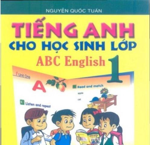 Tải sách: Tiếng Anh Cho Học Sinh Lớp 1 – ABC English 1