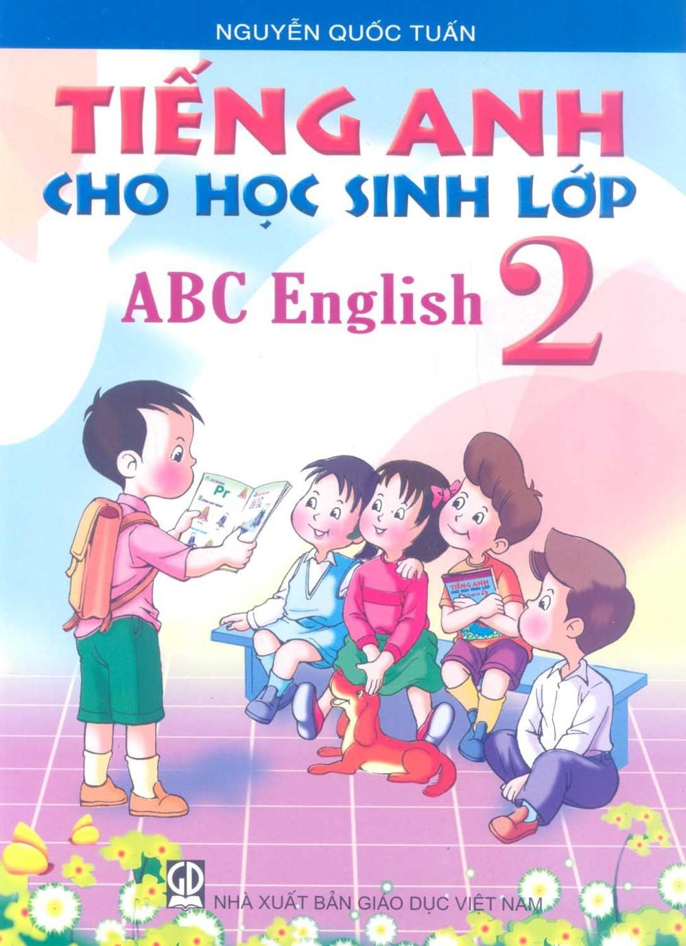 Tải sách: Tiếng anh cho học sinh lớp 2 – ABC English 2