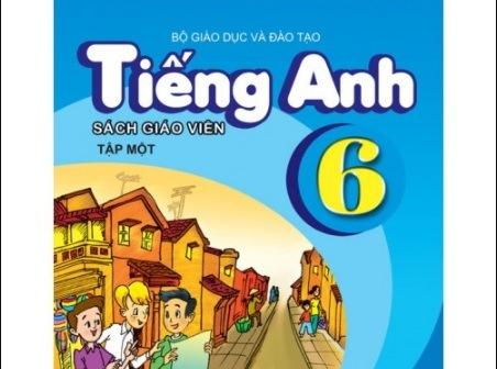 Tải sách: Sách Giáo Viên Tiếng Anh Lớp 6 Tập 1