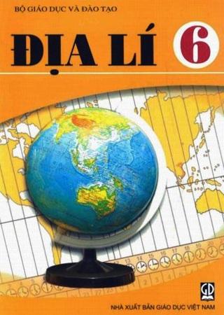 Tải sách: Sách Giáo Khoa Địa Lí Lớp 6