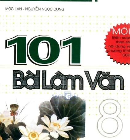 Tải sách: 101 Bài Làm Văn Lớp 8