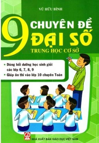 Tải sách: 9 Chuyên Đề Đại Số THCS