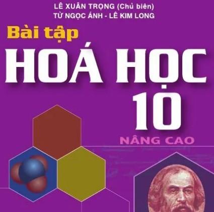 Tải sách: Bài Tập Hóa Học 10 Nâng Cao