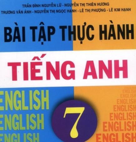 Tải sách: Bài Tập Thực Hành Tiếng Anh 7