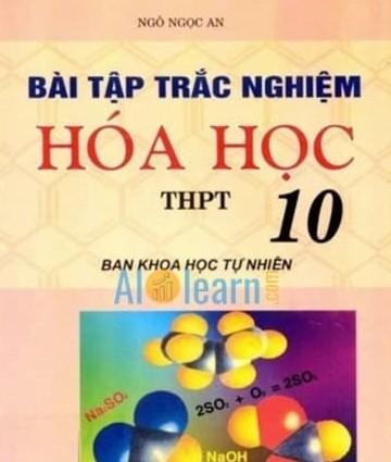 Tải sách: Bài Tập Trắc Nghiệm Hóa Học 10