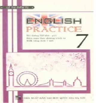Tải sách: English 7 Practice