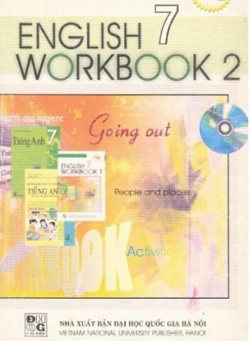 Tải sách: English 7 Workbook 2