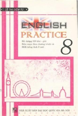 Tải sách: English 8 Practice