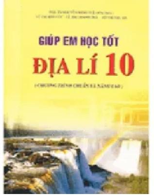 Tải sách: Giúp Em Học Tốt Địa Lí 10