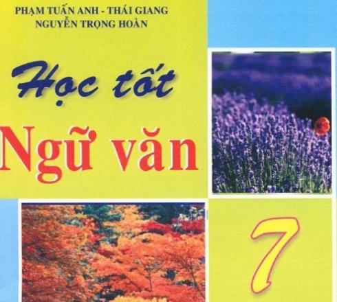 Tải sách: Học Tốt Ngữ Văn 7 Tập 1,2