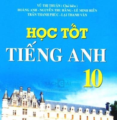 Tải sách: Học Tốt Tiếng Anh 10