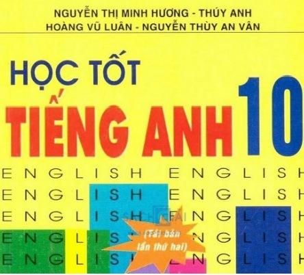 Tải sách: Học Tốt Tiếng Anh Lớp 10