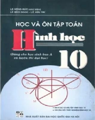 Tải sách: Học Và Ôn Tập Toán Hình Học 10