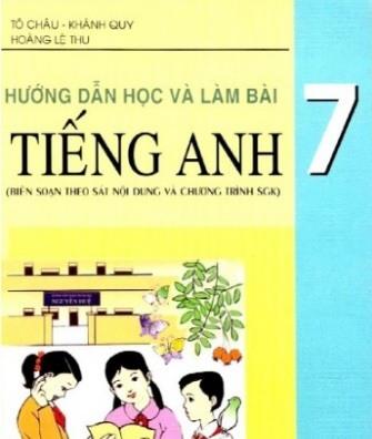Tải sách: Hướng Dẫn Học Và Làm Bài Tiếng Anh 7