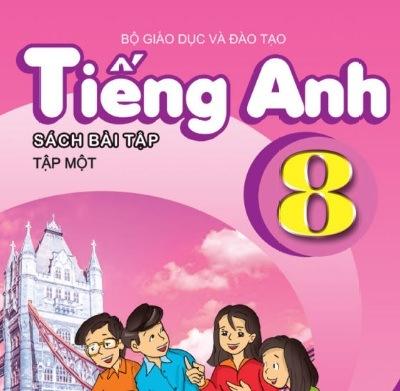 Tải sách: Sách Bài Tập Tiếng Anh Lớp 8 Tập 1