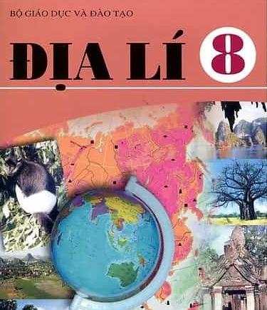 Tải sách: Sách Giáo Khoa Địa Lí Lớp 8