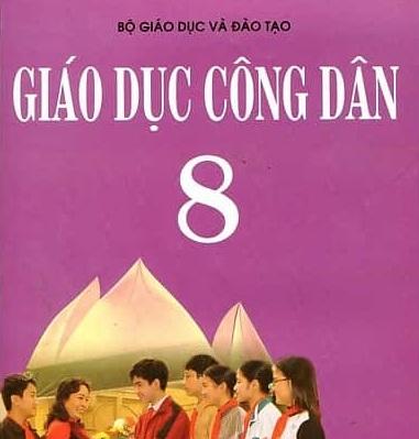 Tải sách: Sách Giáo Khoa Giáo Dục Công Dân Lớp 8