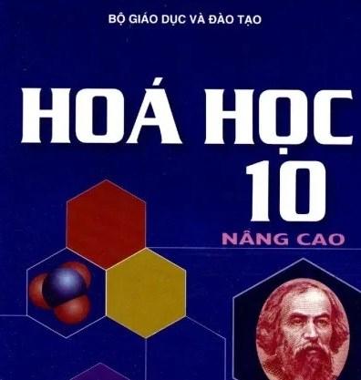 Tải sách: Sách Giáo Khoa Hóa Học Lớp 10 Nâng Cao