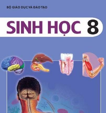 Tải sách: Sách Giáo Khoa Sinh Học Lớp 8