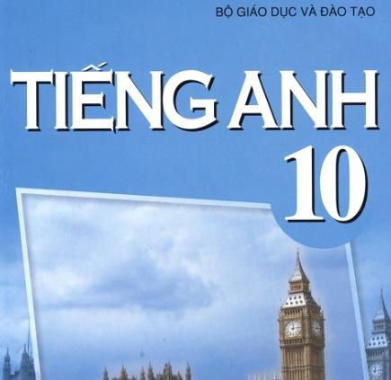 Tải sách: Sách Giáo Khoa Tiếng Anh 10