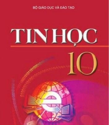 Tải sách: Sách Giáo Khoa Tin Học 10