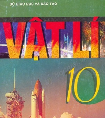 Tải sách: Sách Giáo Khoa Vật Lí Lớp 10 Cơ Bản