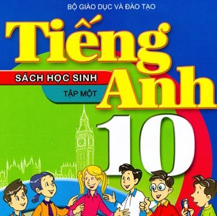Tải sách: Sách Học Sinh Tiếng Anh 10 Tập 1