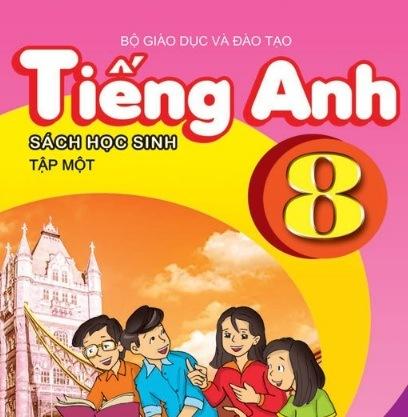 Tải sách: Sách Học Sinh Tiếng Anh Lớp 8 Tập 1
