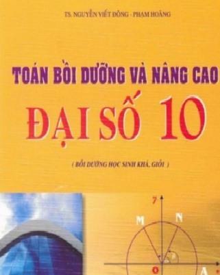 Tải sách: Toán Bồi Dưỡng Và Nâng Cao Đại Số 10