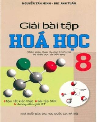 Tải sách: Giải Bài Tập Hóa Học Lớp 8
