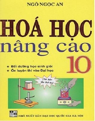 Tải sách: Hóa Học Nâng Cao 10