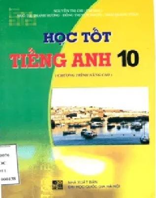 Tải sách: Học Tốt Tiếng Anh 10 Nâng Cao